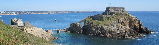 Fort de Bertheaume Iroise Aventure