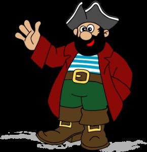 Captain-Lingot - Chasse au trésors - Bertheaume Iroise Aventure