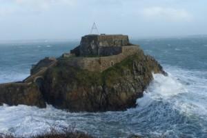 Fort de Bertheaume – Tempêtes 2016 (28)